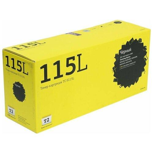 Фото - Картридж T2 TC-S115L, совместимый картридж t2 tc h87a совместимый