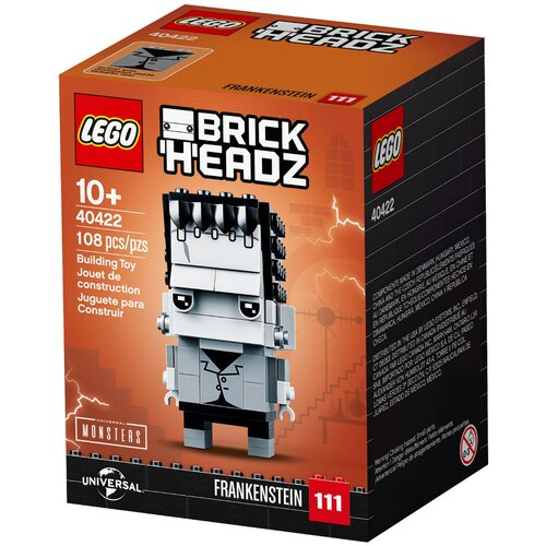 Конструктор LEGO Конструктор LEGO BrickHeadz 40422 Франкенштейн