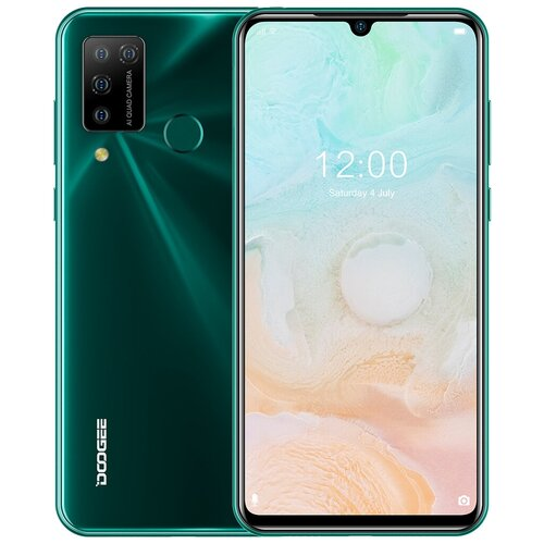 Смартфон DOOGEE N20 Pro зеленый