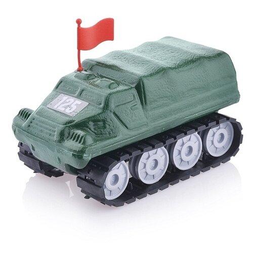 Купить С-72-Ф Тягач (Патриот) ФОРМА Ч59298, Форма, Машинки и техника