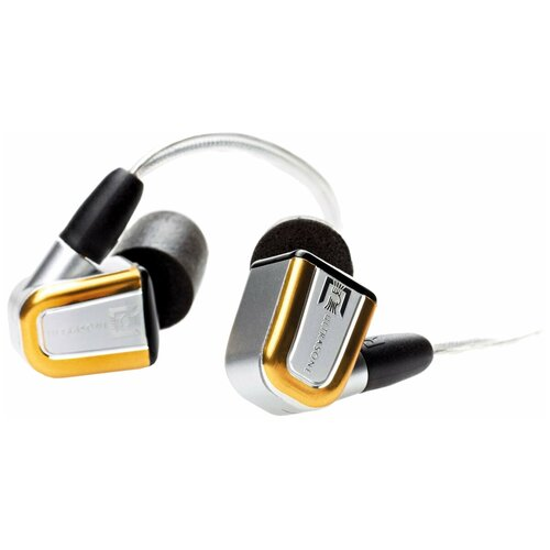 Наушники Ultrasone IQ, silver/gold