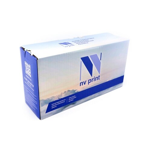 Фото - Картридж NV Print NV-CEXV51C, совместимый картридж nv print kx fat410a для panasonic совместимый