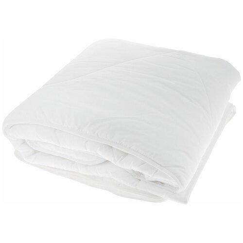 Одеяло Daily by T Шелковый путь, всесезонное, 175 x 200 см (белый)
