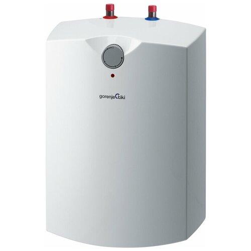 Накопительный электрический водонагреватель Gorenje GT 15 U накопительный электрический водонагреватель gorenje gt 10 u