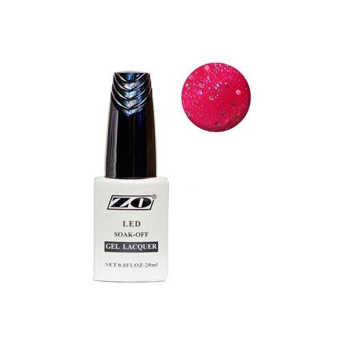 Купить Гель-лак для ногтей ZO GL, 20 мл, 153 ярко-малиновый