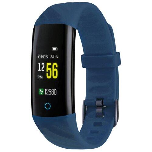 Умный браслет GSMIN WR22, синий