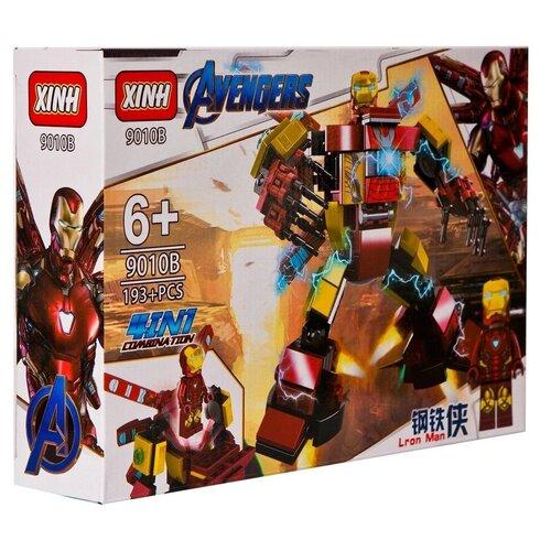 Конструктор Xinh Avengers 9010B Железный человек
