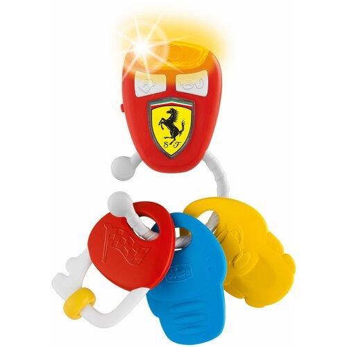 Купить Подвесная игрушка Chicco Ключи Ferrari (9564), Подвески