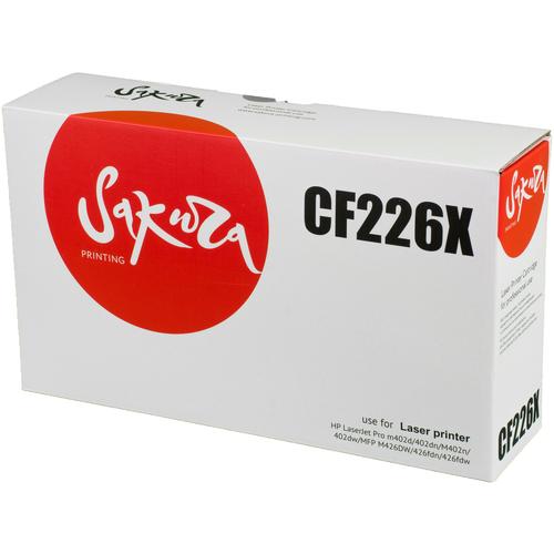 Фото - Картридж Sakura CF226X, совместимый картридж sakura cf226x