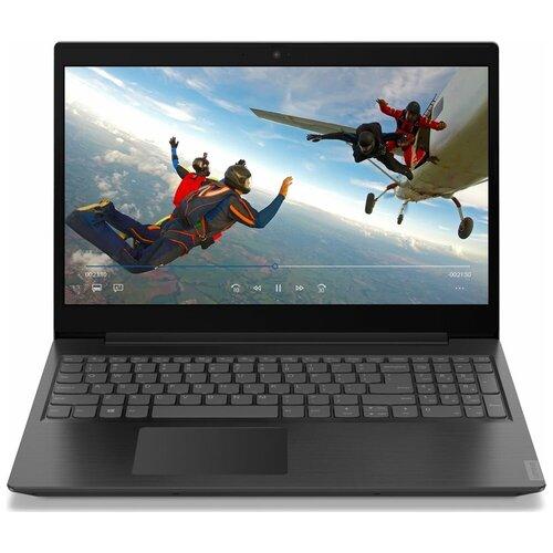"Ноутбук Lenovo Ideapad L340-15API (AMD Ryzen 5 3500U 2100MHz/15.6""/1920x1080/4GB/256GB SSD/AMD Radeon Vega 8/DOS) 81LW0057RK granite black"