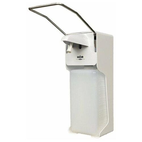 Дозатор для дезинфицирующих средств HOR D004A, белый