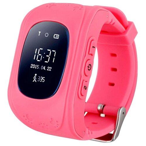 Детские умные часы Wokka Lokka Q50, розовый