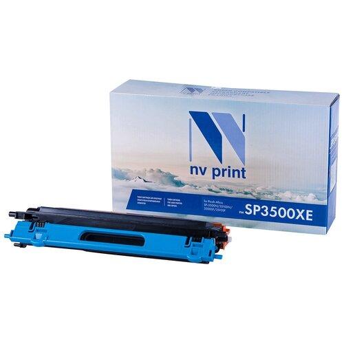 Фото - Картридж NV Print SP3500XE для Ricoh, совместимый картридж nv print sp310 magenta для ricoh совместимый