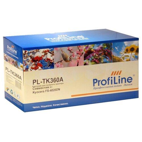 Фото - Картридж ProfiLine PL-TK-360, совместимый картридж profiline pl ce412a y совместимый