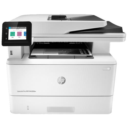 МФУ HP LaserJet Pro MFP M428fdw, белый