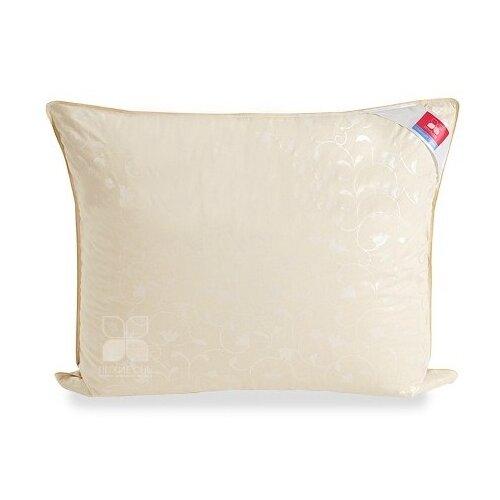 Подушка Легкие сны Камелия 50 х 68 см бежевый