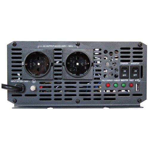 Инвертор Acmepower AP-UPS3000/12 черный