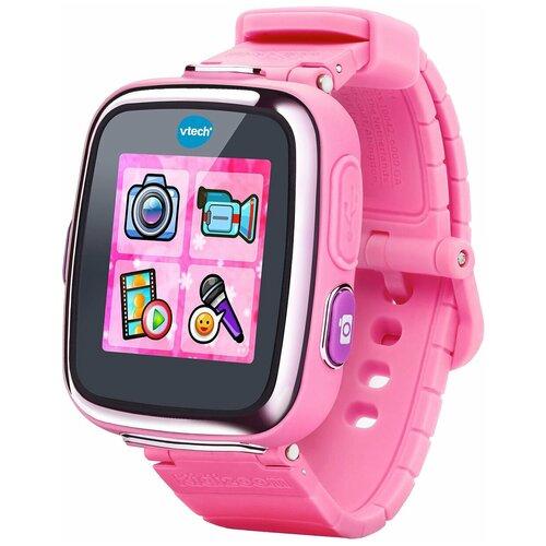 Детские умные часы VTech Kidizoom Smartwatch DX, pink
