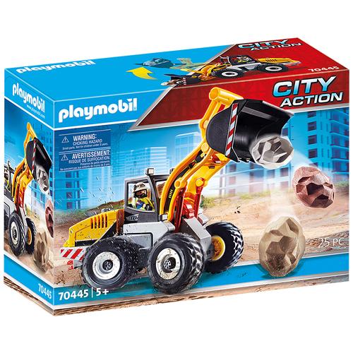 Конструктор Playmobil City Action 70445 Фронтальный погрузчик недорого