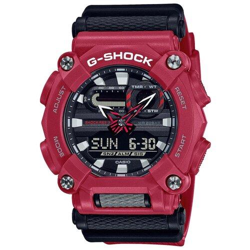 Наручные часы CASIO G-Shock GA-900-4A наручные часы casio ga 800 4a