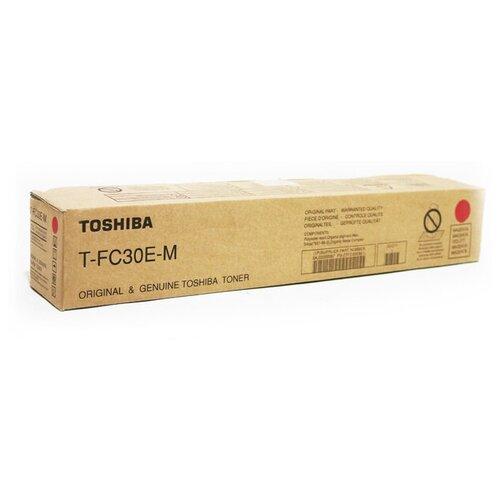 Фото - Картридж Toshiba T-FC30EM (6AJ00000206) картридж toshiba t 2505e