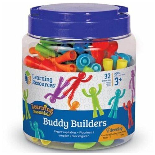Конструктор Learning Resources Buddy Builders LER1081