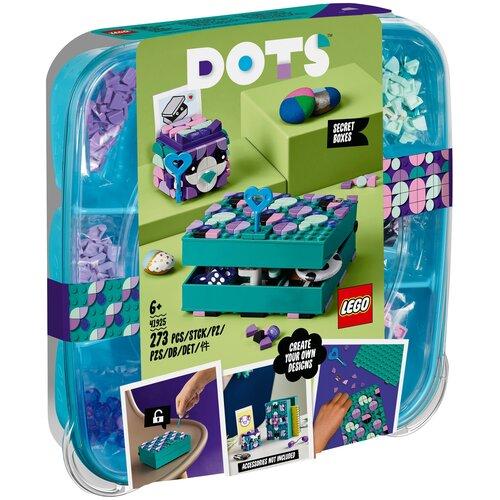 Фото - Конструктор LEGO DOTS 41925 Набор для хранения секретов lego lego dots большой набор тайлов