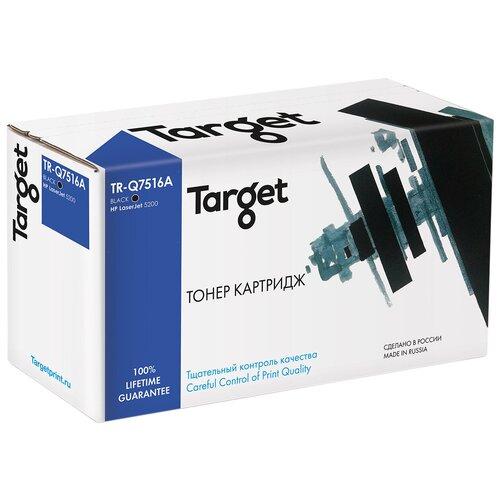 Фото - Картридж Target TR-Q7516A, совместимый картридж target tr mltd209l совместимый