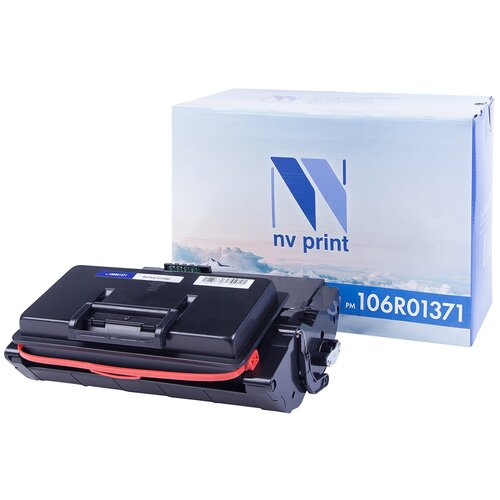 Фото - Картридж NV Print 106R01371 для Xerox, совместимый картридж nv print 106r01371 для xerox phaser 3600 14000стр черный