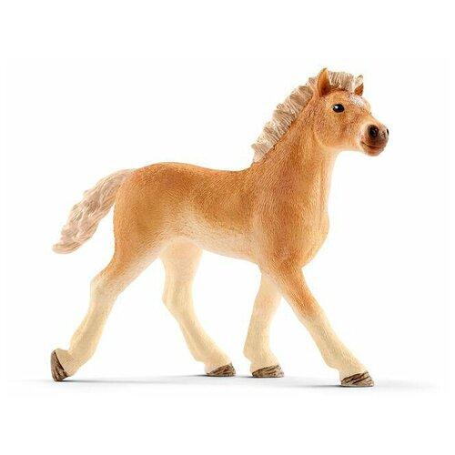 Фигурка Schleich Лошадь хафлингер жеребенок 13814