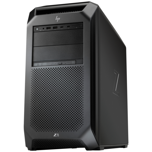 Фото - Рабочая станция HP Z8 G4 Minitower (6TT64EA) Mini-Tower/Intel Xeon Gold 5220/32 ГБ/512 ГБ SSD/Windows 10 Pro черный рабочая станция hp z8 g4 intel xeon gold 5220 ddr4 32гб 512гб ssd dvd rw windows 10 workstation plus professional черный [6tt64ea]