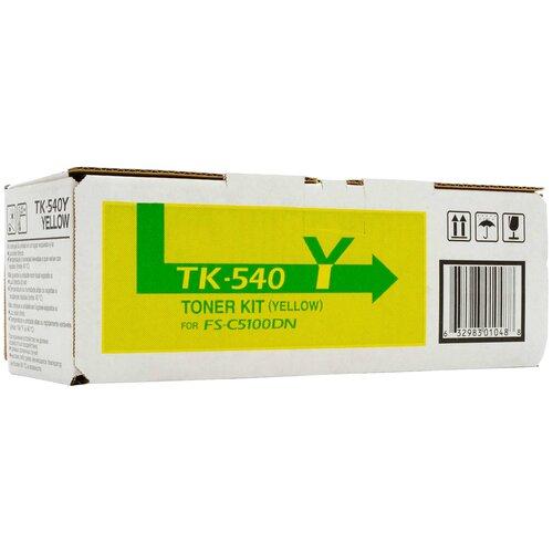 Картридж KYOCERA TK-540Y