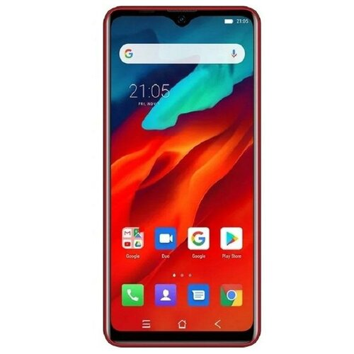 Смартфон Blackview A80 Plus, красный