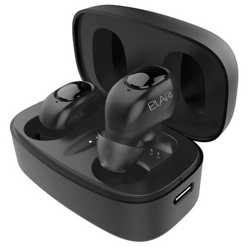 Фото - Беспроводные наушники ELARI EarDrops, black беспроводные наушники elari nanopods 2 white