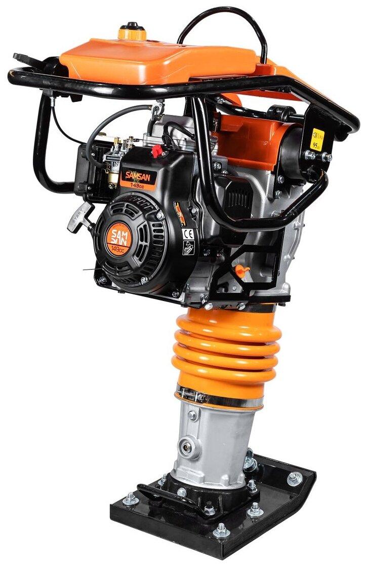 Бензиновая вибротрамбовка Samsan TR265S-2