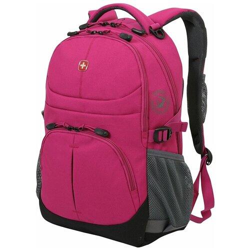 рюкзаки wenger 3001932408 Городской рюкзак WENGER 3001932408 22, сливовый