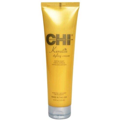 Купить CHI Крем Keratin Styling Cream, слабая фиксация, 133 мл
