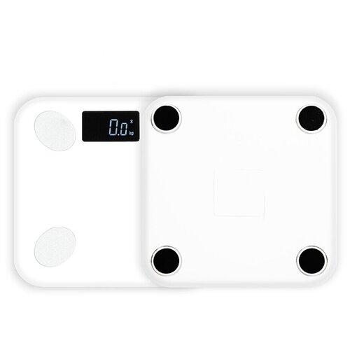 Напольные весы с функцией Bluetooth для синхронизации с приложением Умная шкала жировой прослойки