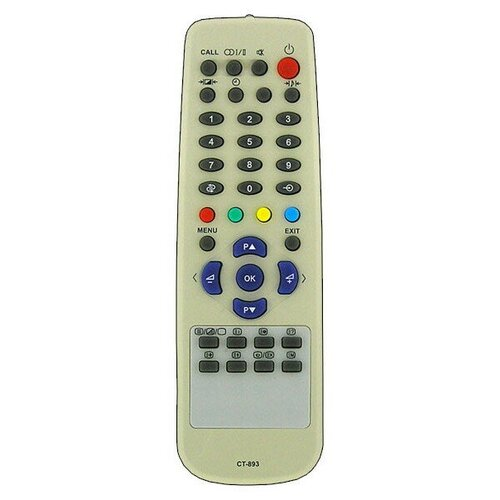 Пульт Huayu CT-893 (CT-90279, CT-889) (для телевизоров Toshiba)