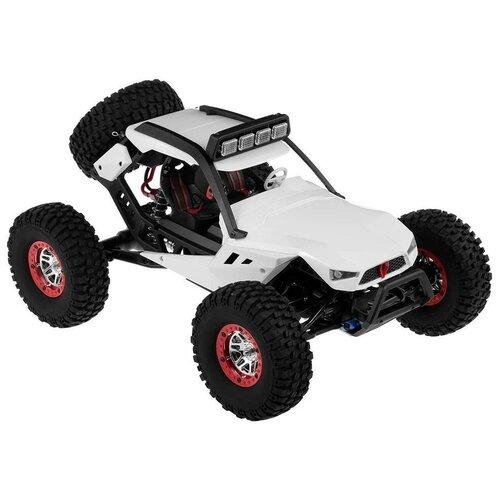 Купить Багги WL Toys WLT-12429 1:12 38.5 см белый, Радиоуправляемые игрушки