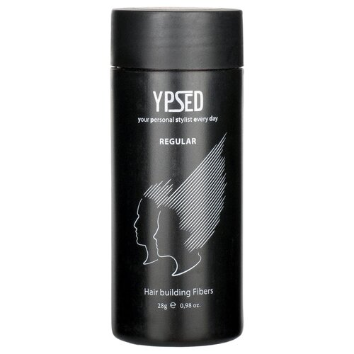Купить Загуститель волос YPSED Regular Dark Chocolate Brown (INT-000-000-69), 28 г