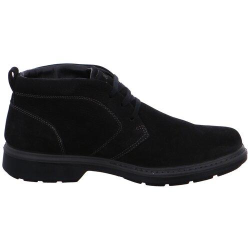Ботинки дезерты Ara , размер 45 , черный