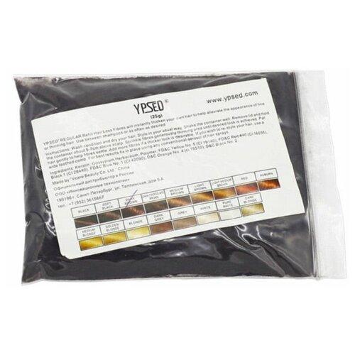 Загуститель волос YPSED Regular Dark brown (INT-000-000-50), 25 г  - Купить