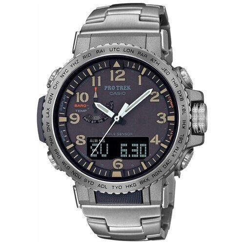 Японские наручные часы Casio PRW-50T-7AER мужские кварцевые