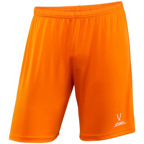 Шорты Jogel размер YXS, оранжевый/белый