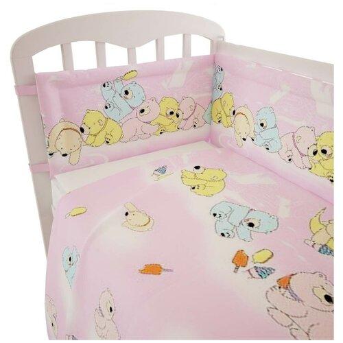Фея комплект Мишки (3 предмета) розовый фигура мишки комплект 3 штуки 18см 1360694