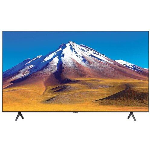Фото - Телевизор Samsung UE50TU7090U 50 (2020), черный/серебристый телевизор samsung lcd 50 4k ue50tu7500uxru