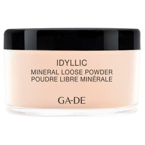Ga-De Пудра рассыпчатая минеральная Idyllic 100 Nude