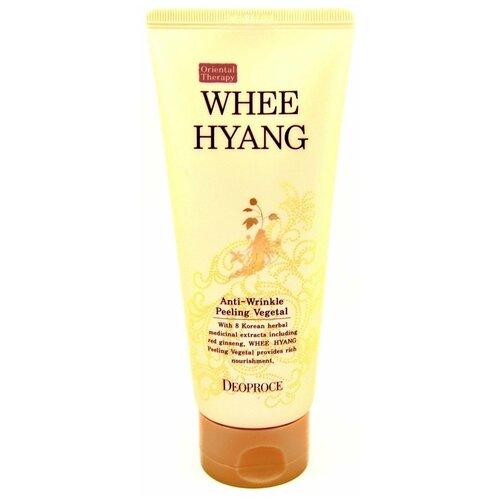 Deoproce пилинг для лица Whee Hyang Anti-Wrinkle Peeling Vegetal омолаживающий 170 г
