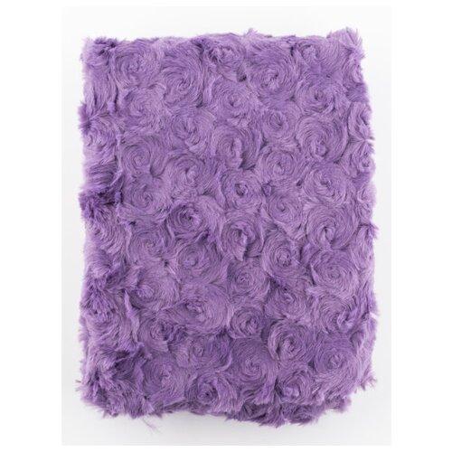 Плюш 48х48 см., PRC, PEPPY, 12 фиолетовый недорого